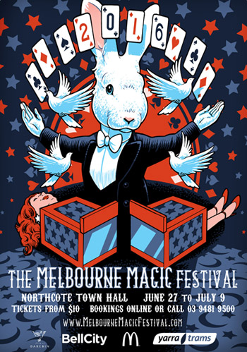 Melbourne Magic Festival - What's on in Melbourne