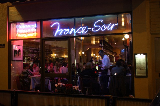 France Soir French Restaurant South Yarra