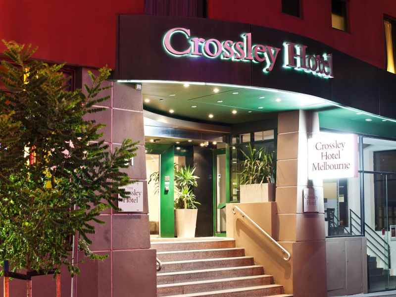 The Crossley Hotel Chinatown Melbourne