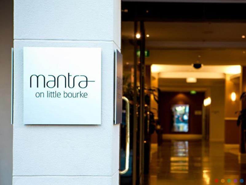 Mantra On Little Bourke Hotel Melbourne CBD