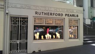 Rutherford Pearls Collins Street Melbourne CBD