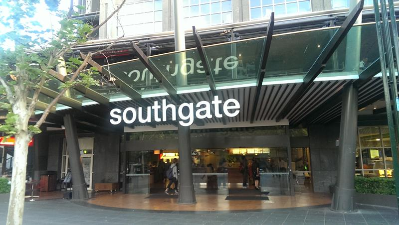 Southgate Shopping Mall Southbank Melbourne