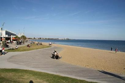 St Kilda Beach Melbourne Travel Guide