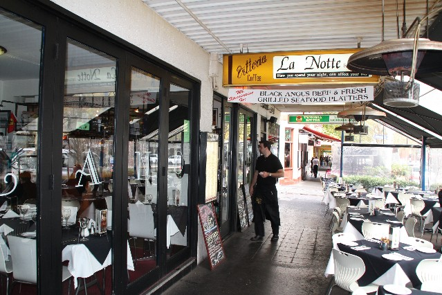italian restaurants in melbourne