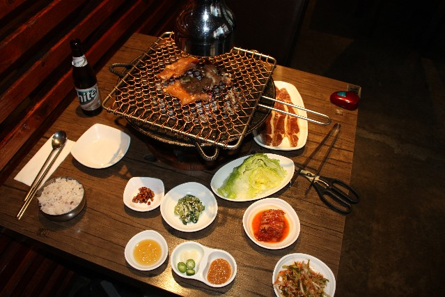 Melbourne Hwaro Korean BBQ Restaurant
