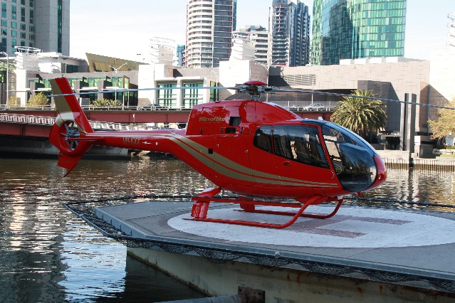 Microflight Helicopter Melbourne scenic tours