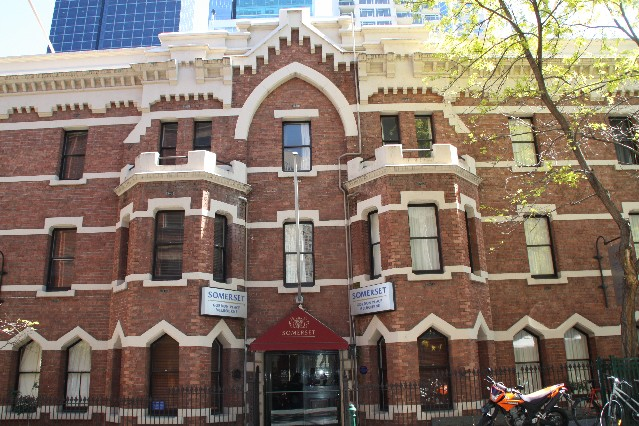Somerset Gordon Place Melbourne