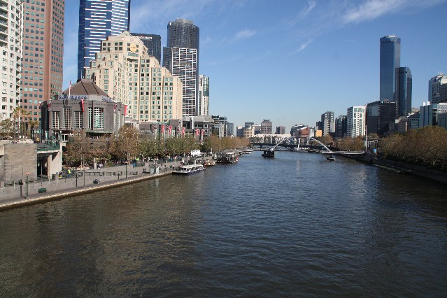 South Bank Melbourne