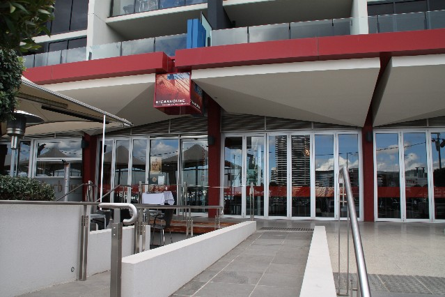 Steakhouse Restaurant Docklands Melbourne