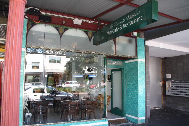 The Emerald Elephant Thai Restaurant Port Melbourne